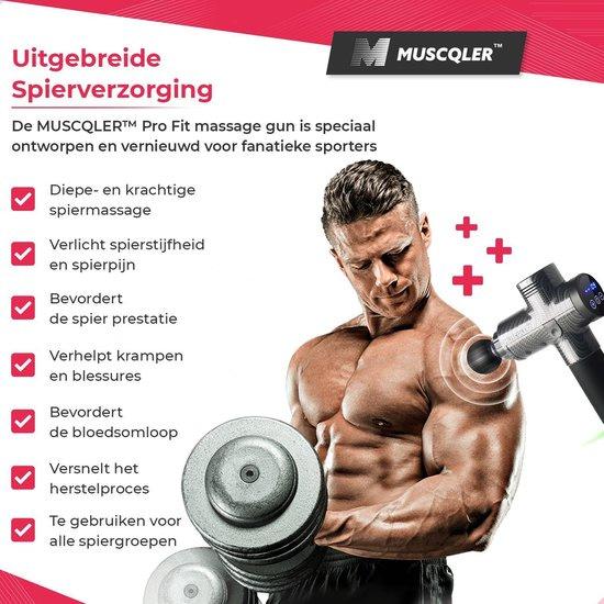 voorbeeld 3 spieren masseren